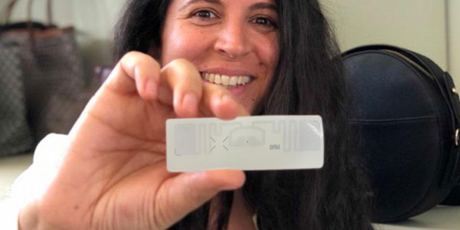 Mercedes Marqués tag RFID